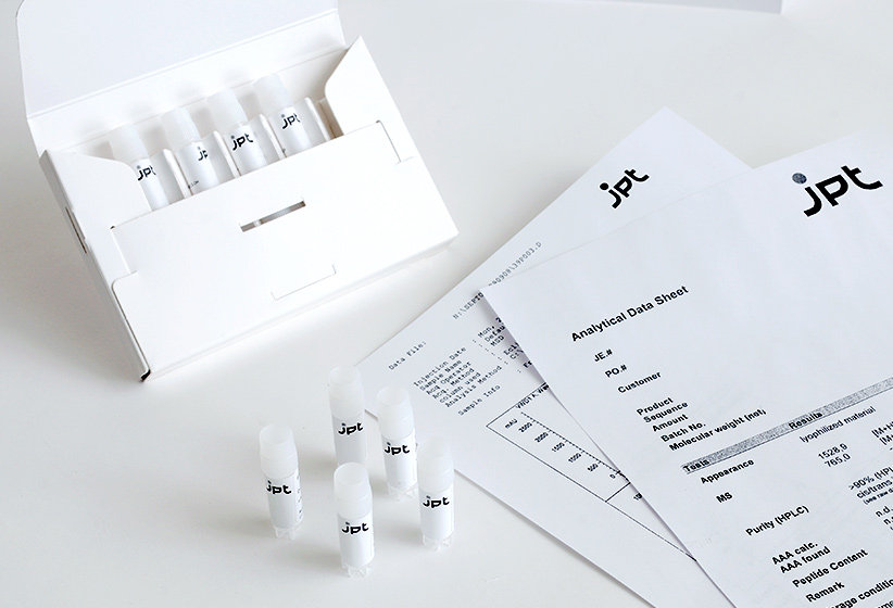 product cosmetic peptides
