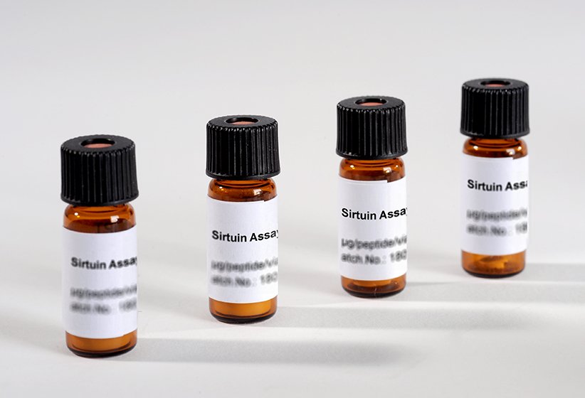 product sirtuin vials